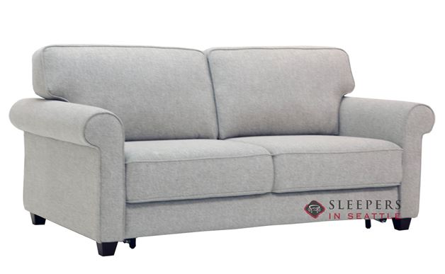 Luonto Casey Full Sleeper Sofa in Rene 01