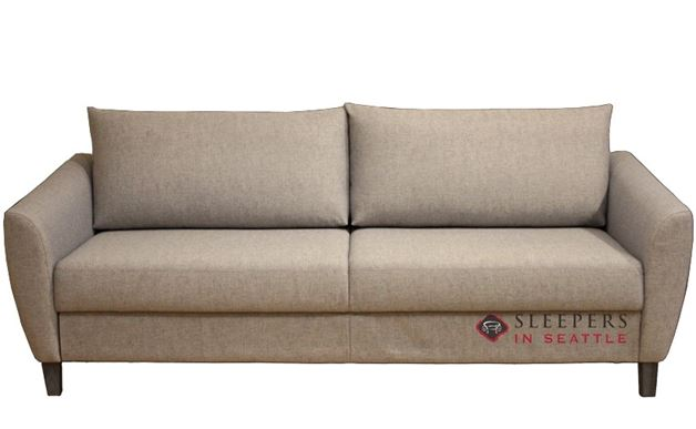 Luonto Boras Queen Sleeper Sofa in Barcelona 30 Beige