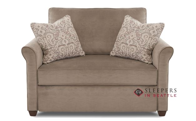 Savvy Fort Worth Chair Sleeper Sofa