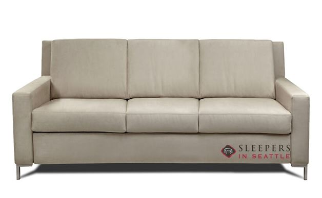Customize And Personalize Bryson Queen Leather Sofa By