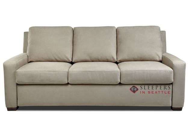 American Leather Lyons Queen Plus Comfort Sleeper