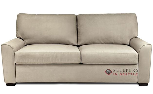 American Leather Klein Leather Queen Comfort Sleeper