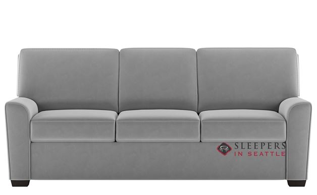 American Leather Klein Leather Queen Plus Comfort Sleeper