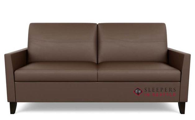 American Leather Harris Leather Queen Comfort Sleeper