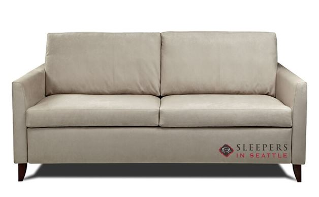 American Leather Harris Leather Full Comfort Sleeper