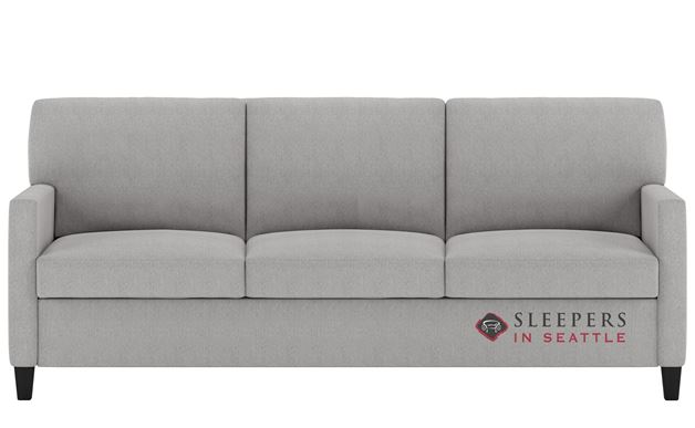 American Leather Conley Leather King Comfort Sleeper