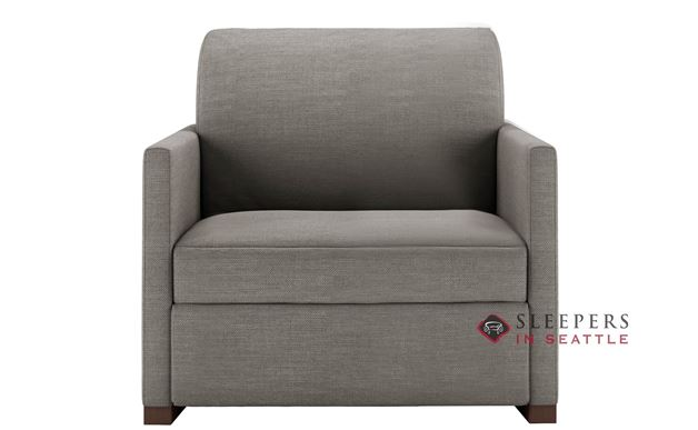 American Leather Pearson Low Leg Chair Comfort Sleeper