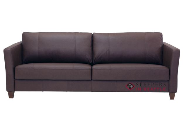 Luonto Monika Leather King Sleeper Sofa