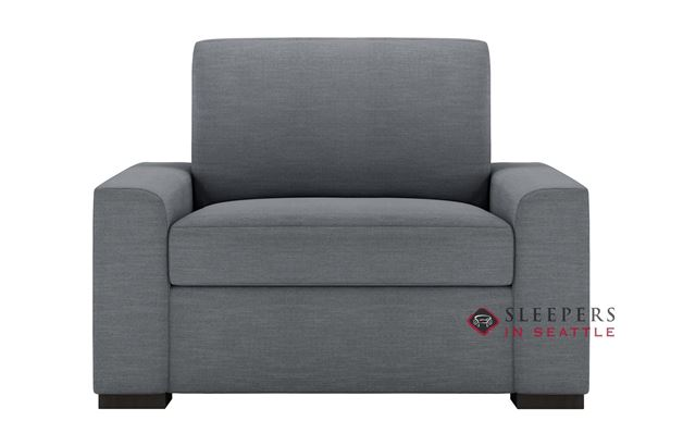 American Leather Olson Low Leg Chair Comfort Sleeper