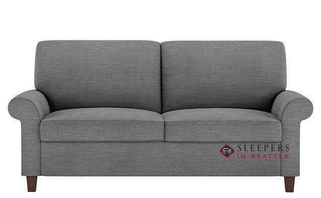 American Leather Gibbs Low Leg Leather Full Comfort Sleeper