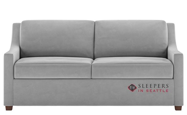 American Leather Perry Leather Queen Comfort Sleeper