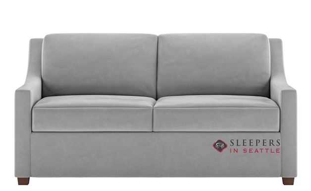 American Leather Perry Leather Full Comfort Sleeper