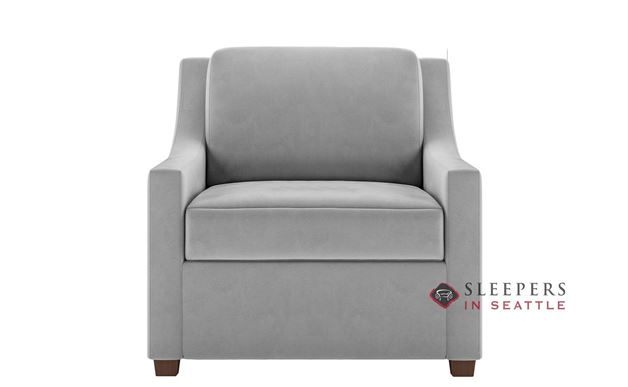 American Leather Perry Chair Comfort Sleeper