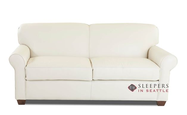 Savvy Calgary Sleeper (Full) in Leather