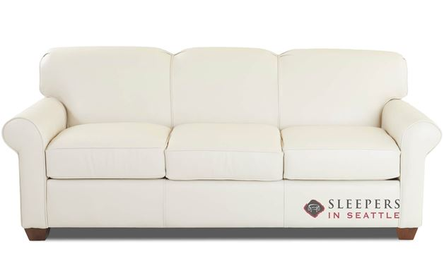 Savvy Calgary Sleeper (Queen) in Leather