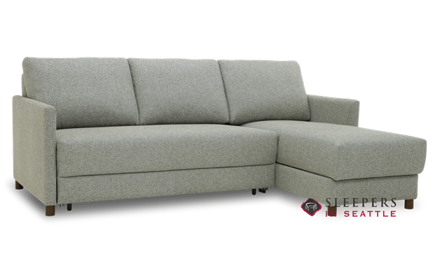 Luonto Pint Chaise Sectional Full XL Sleeper Sofa