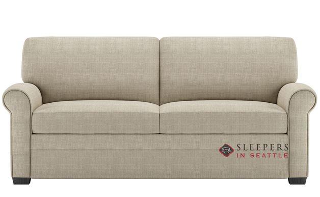 American Leather Gaines Low Leg Queen Comfort Sleeper