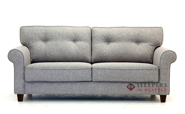 Luonto Gloria Queen Sleeper Sofa in Rene 02