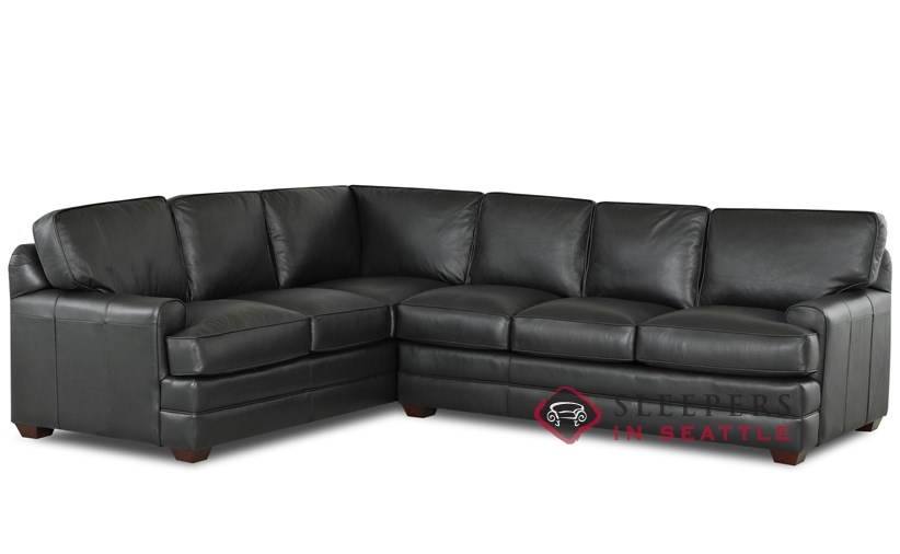 Halifax True Sectional Leather Sofa