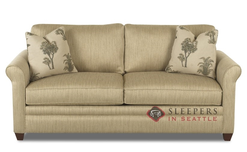 Denver Full Fabric Sofa By Savvy