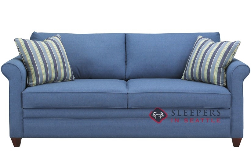 Denver Queen Fabric Sofa By Savvy