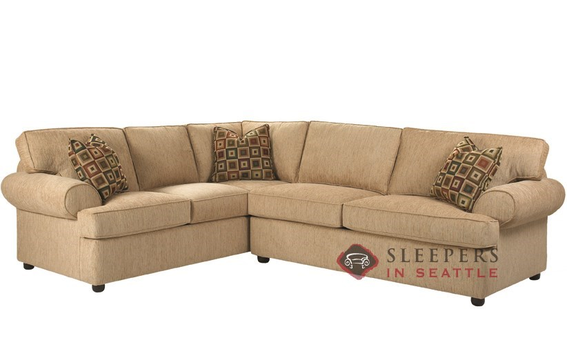 Customize and Personalize Tacoma True Sectional Fabric Sofa by Savvy ...