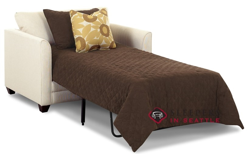 Savvy Valencia Sleeper Bed Extended Chair