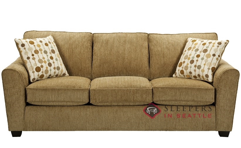 643 Queen Fabric Sofa By Stanton