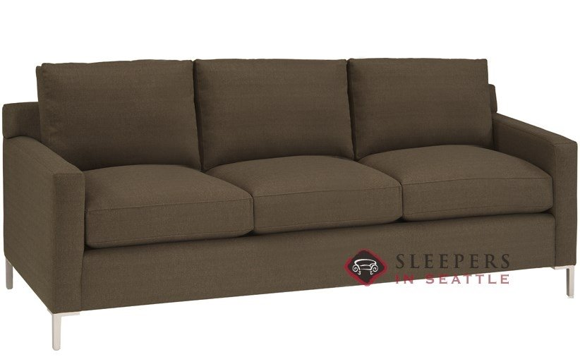 Customize and Personalize Soho Queen Fabric Sofa by Lazar Industries