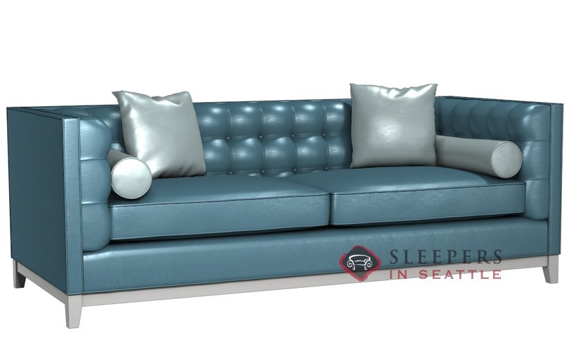 Customize and Personalize Jared Queen Leather Sofa by Lazar ...