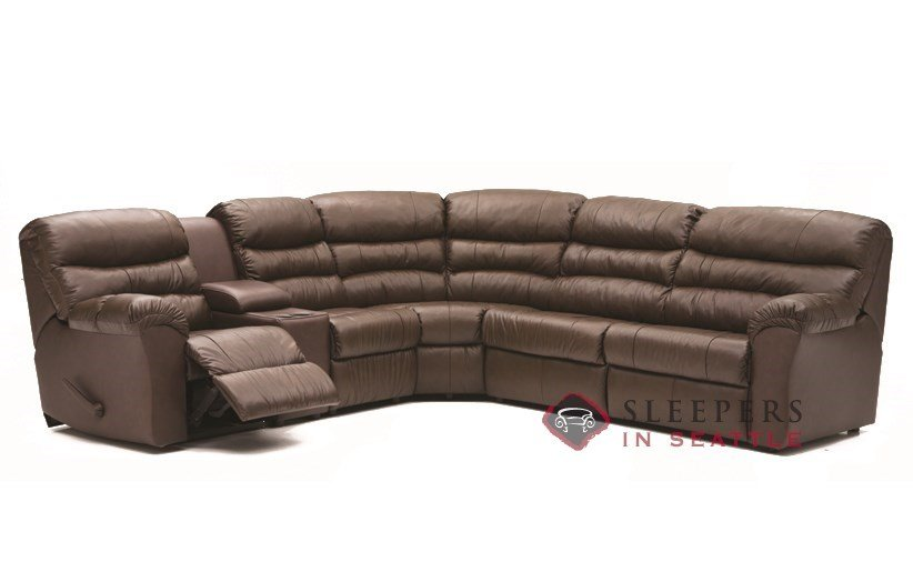 Customize and Personalize Durant by Palliser True Sectional Leather ...