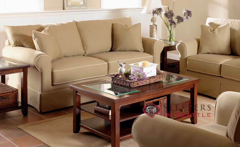 Customize and Personalize Geor own Full Fabric Sofa by Savvy