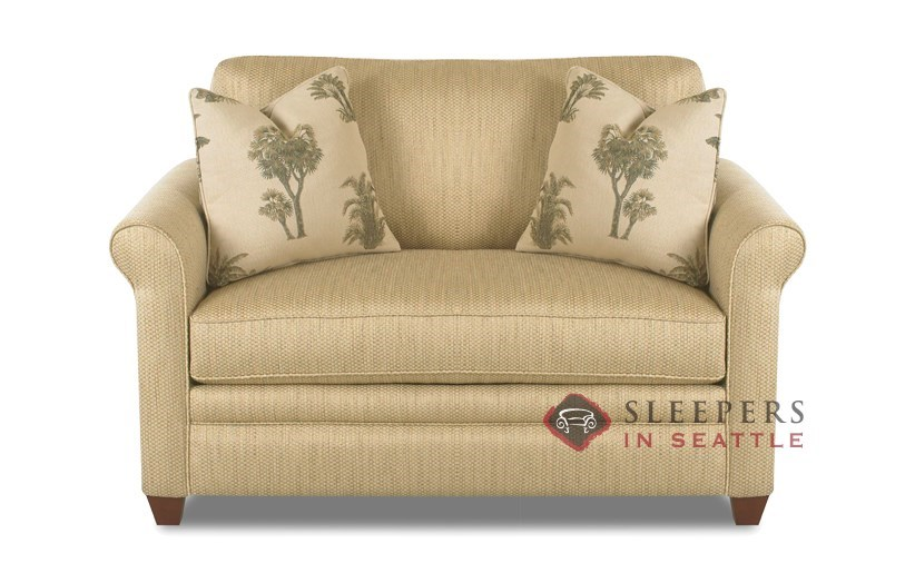 Customize and Personalize Denver Chair Fabric Sofa by Savvy Chair