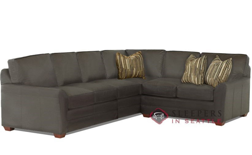 Savvy Gold Coast True Sectional Sleeper