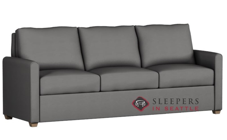 Somerset King Leather Sofa By Lazar