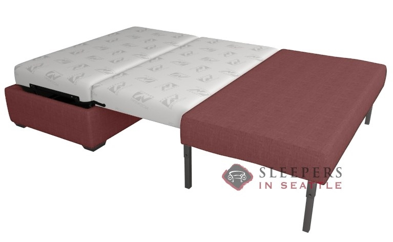 Lazar Industries Somerset Paragon Ottoman Sleeper Full