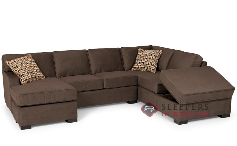 Original ...  sc 1 st  Sleepers In Seattle : sectional sleeper sofa queen - Sectionals, Sofas & Couches