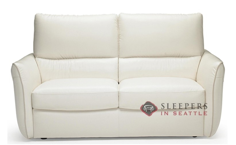 customize and personalize versa  b842  twin leather sofa by natuzzi
