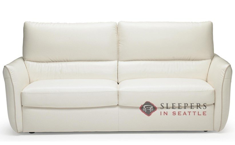 Customize And Personalize Versa B842 Full Leather Sofa