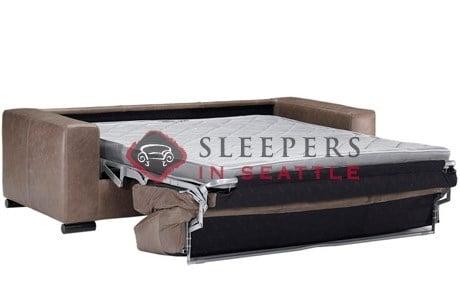... Natuzzi B534 Sleep Solutions Open Leather Sleeper (Queen) ...