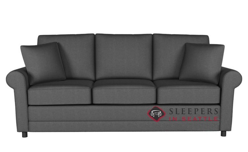 Customize And Personalize 202 Queen Fabric Sofa By Stanton