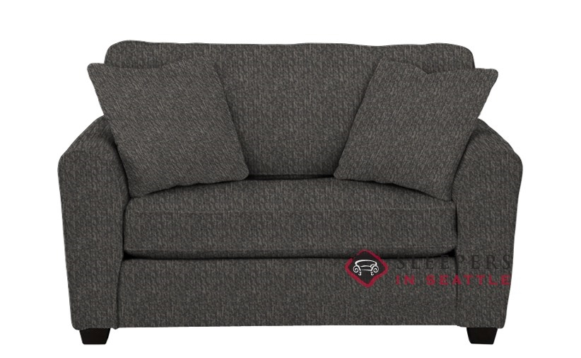 Customize and Personalize 643 Twin Fabric Sofa by Stanton ...