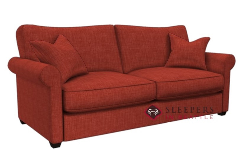 The Stanton 225 Queen Sleeper Sofa with Down Feather Seating