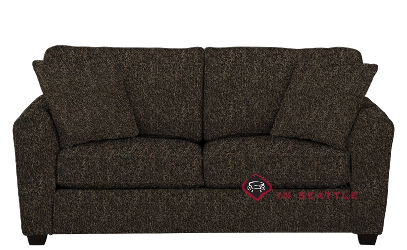 Customize and Personalize 643 Full Fabric Sofa by Stanton ...
