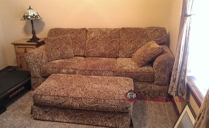 Customize And Personalize Miami Queen Fabric Sofa By Savvy