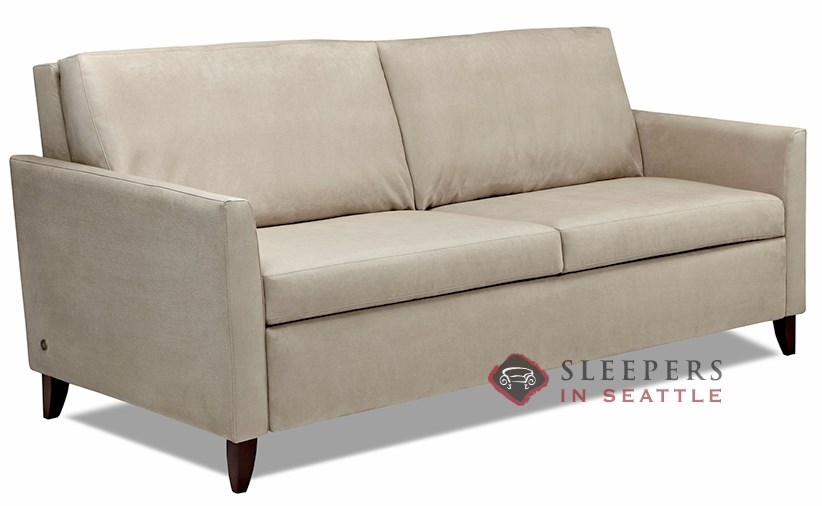 American Leather Harris Comfort Sleeper Sideview