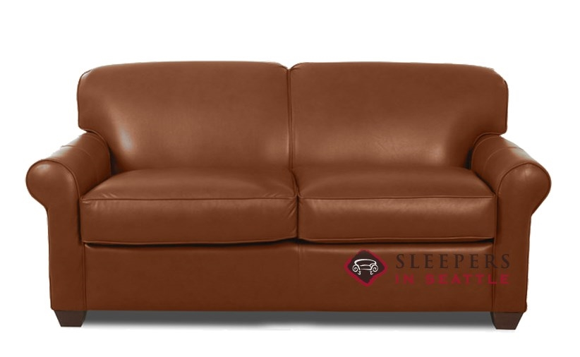Quick ship calgary full leather sofa by savvy fast for Leather sectional sofa calgary