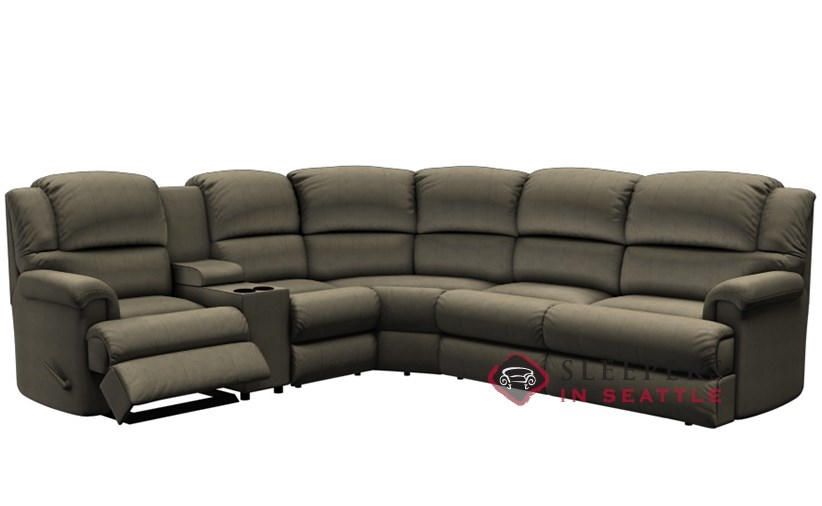 Customize and Personalize Harlow by Palliser True Sectional Fabric ...