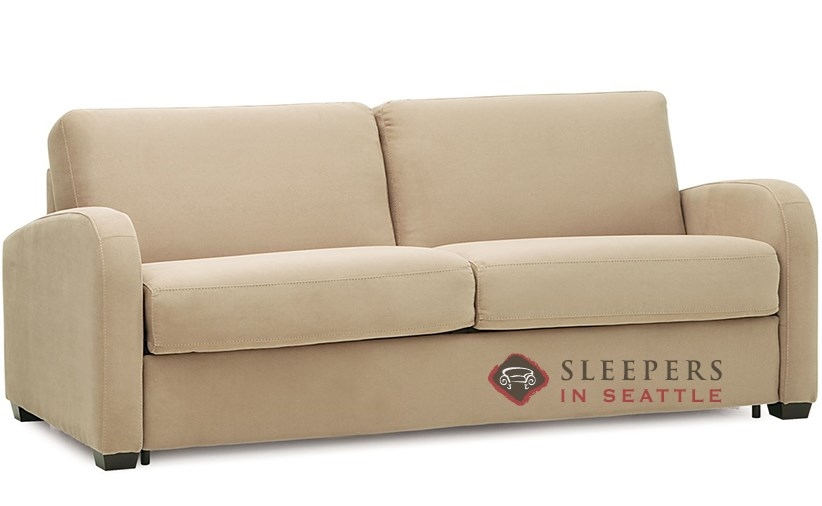 Palliser My Comfort Daydream 2 Cushion Sleeper Sofa (Queen)