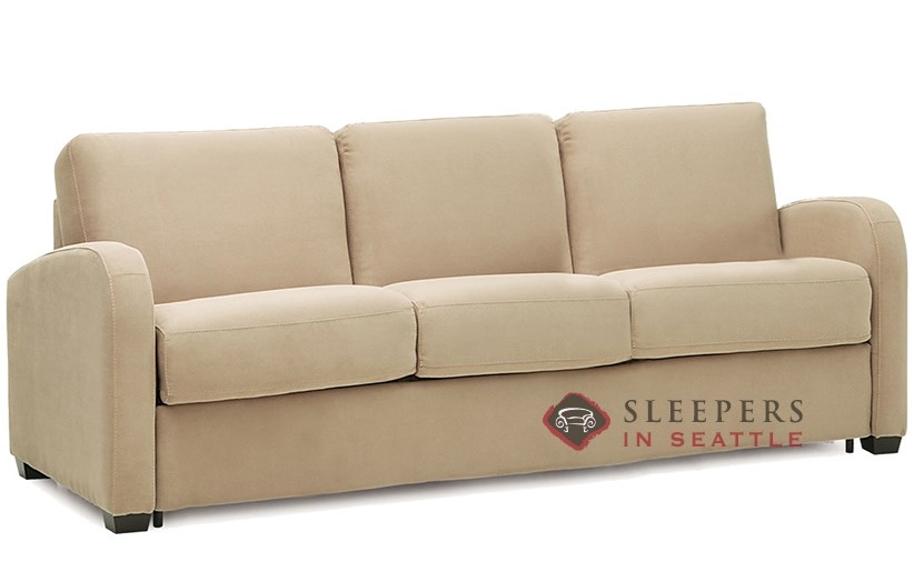 Strange Palliser My Comfort Daydream 3 Cushion Queen Sleeper Sofa With Sertas Gel Memory Foam Mattress Evergreenethics Interior Chair Design Evergreenethicsorg